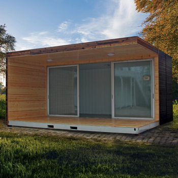 Favorit Entspannung Niedrigen Kosten Vorgefertigten Holz Container Haus AX33