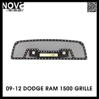 Best Selling Auto Parts 4x4 Truck Grille Led Grille Kit For 09-12 Dodge Ram 1500