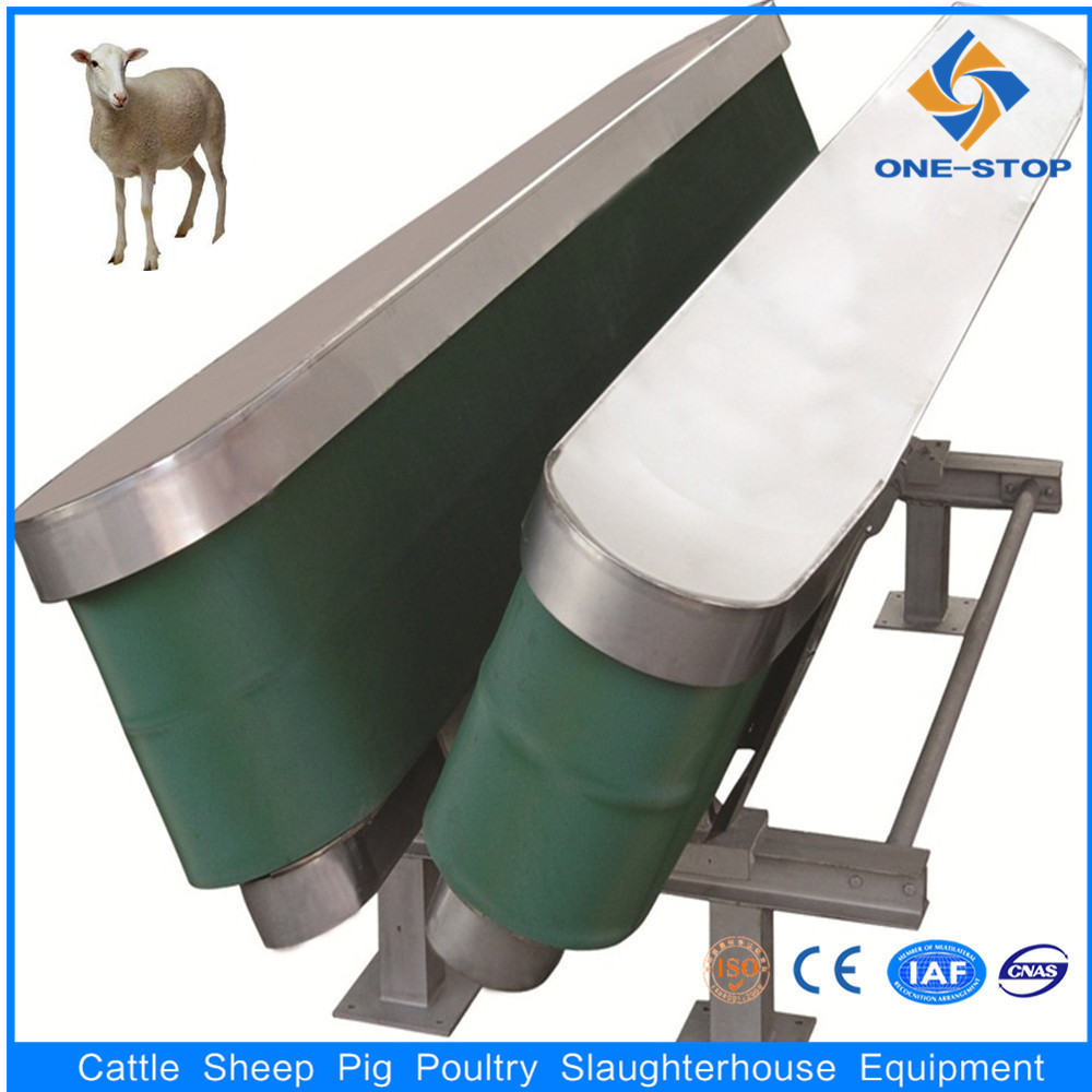 Sheep/goat abattoir slaughtering equipments food processing equipment