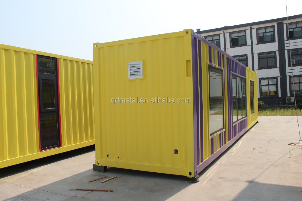 Modernen container haus luxus container fertighaus motel for Container haus anbieter