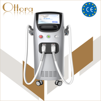 Large discount! ipl/rf hair removal beauty equipment / multifunction machine with