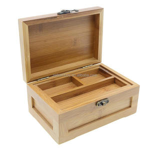 Bamboo Gift Wooden Box for Packing
