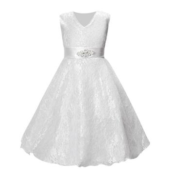 2017 Niños Cumpleaños Princesa Vestido De Fiesta Para Niñas De Los Niños De Dama De Honor Vestido Elegante Para Niña Ropa De Bebé Niñas Buy Vestidos