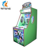 2019 New coin operated 2 players football arcade lottery games online soccer table game machine