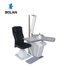 chinese optical ophthalmic equipment chair and stand unit CS-418 combined table SUPORE brand CE ISO certificate