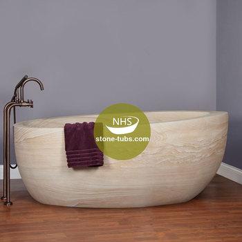 Ovale Freestanding Coltivate Da Bagno In Marmo Marmo Vasca Da Bagno Per  Ammollo Vasca Di Prezzi