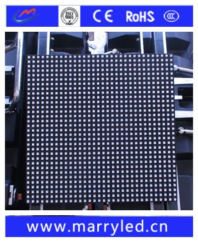 RGB Top grade customized fashion show p6 outdoor led display
