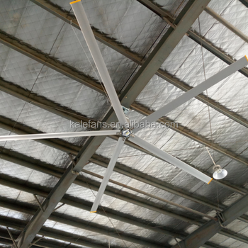 15kw electric energy saving large giant hvls industrial ceiling fan