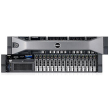 PowerEdge R730 16-Bay SFF 2U Rackmount Server Xeon E5-2603V4/16 GB ECC/300 GB 15 K SAS 2.5/H330/2x750 W/Per DELL