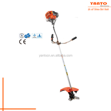 High Quality gasoline brush cutter/grass trimmer/weeding machine for garden use