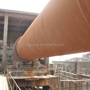Gypsum calcining rotary kiln with factory price and Professional after-sale Service