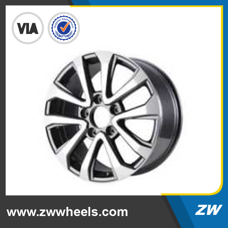 ZW-B1156 High quality alloy wheels for sale, 18, 20 inch rims with pcd 5x150 wheel