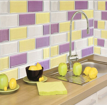 Wootile Peel and Stick Wall Tile for Kitchen Backsplash