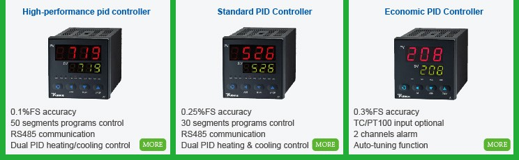 digital industrial pid intelligent temperature controller