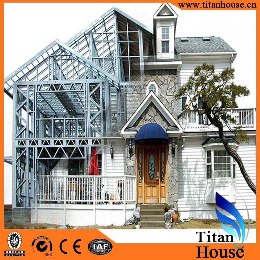 Casas prefabricadas baratas steel framing mobile house - Viviendas prefabricadas baratas ...