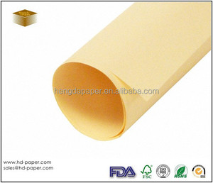 Cream Colour Bond Paper