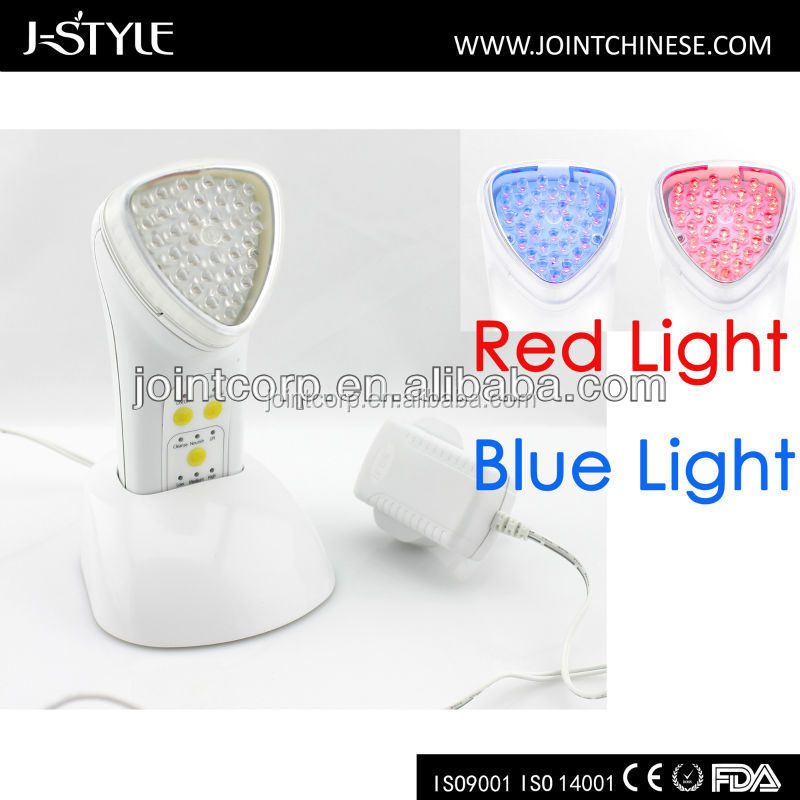 J-STYLE Led light therapy photon ultrasonic beauty machine