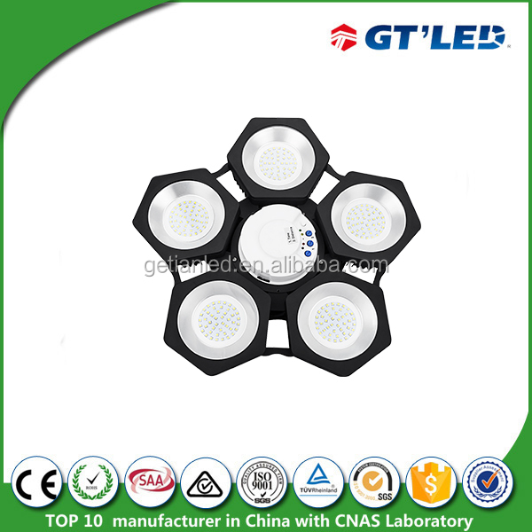 High power led high bay 200W 400W module high bay industry lighting IP65 meanwell driver