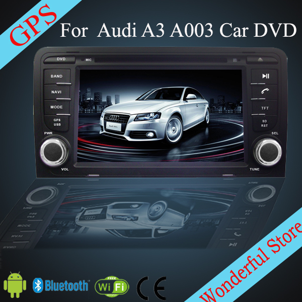 windows ce version for audi a3 car dvd player 2013 with gps 3g rds digital tv bluetooth radio. Black Bedroom Furniture Sets. Home Design Ideas