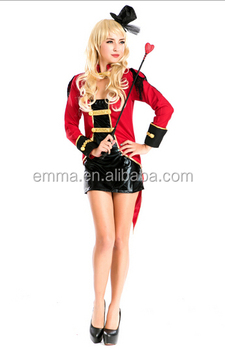 Ring Master Mistress Sexy Circus Ladies women Adult Costume BWG-2868  sc 1 st  Alibaba & Ring Master Mistress Sexy Circus Ladies Women Adult Costume Bwg-2868 ...