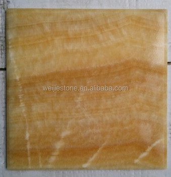 Honey Onyx Slab And Tile Yellow Onyx 30 X 30 Cm Tle Buy Honey