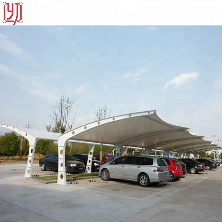 Metal roofing car parking sun shed canopy tentcheap steel structure car parking shed roof design & Metal Roofing Car Parking Sun Shed Canopy TentCheap Steel Structure ...