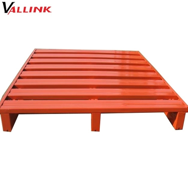 Hot Sale Warehouse Storage Heavy Duty Stacking Euro Steel Pallet Collars