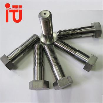 All Type Titanium Bolts Thin Head Hex Bolt Oem Available - Buy Thin Head  Hex Bolt,Tapered Bolts,Tapered Allen Head Titanium Bolts M12 Product on