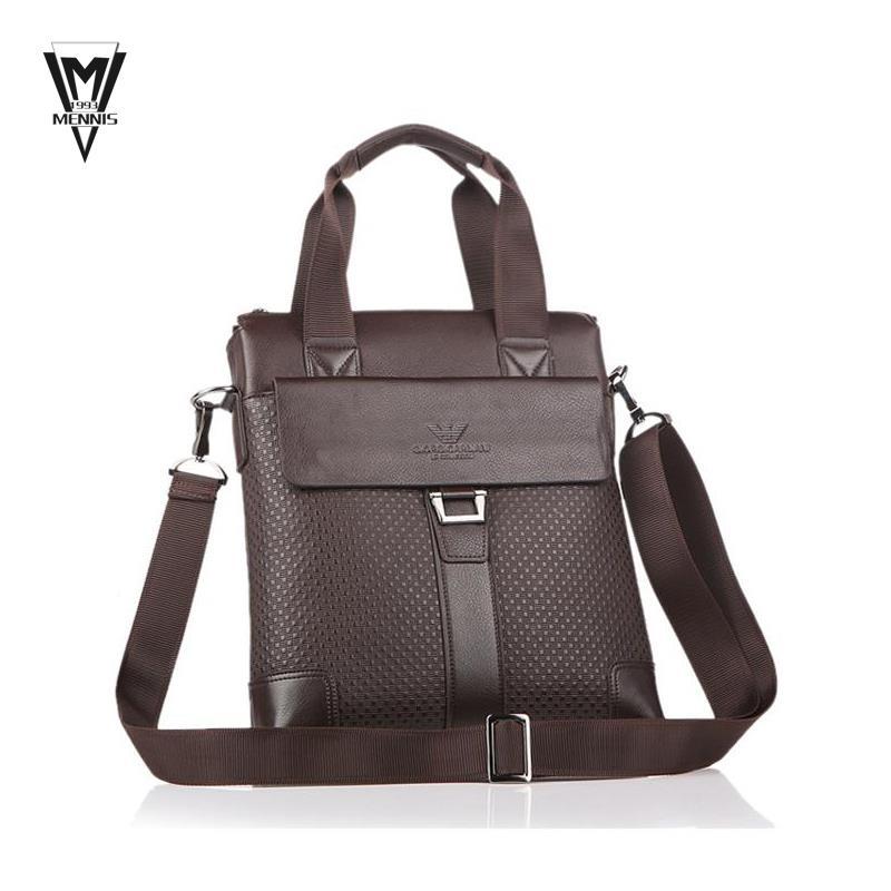Get Quotations · 2015 New Arrival Pu Leather Men Messenger Bag ostrich  Briefcase shoulder business crossbody bag handbag casual 2bc5154bdfc31