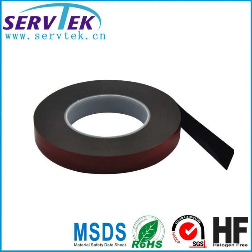 TOP 3 Manufacturer Of Cheapest & Competitive Price Sign Backing Foam Rubber Adhesive Tapes Adhesive Backed Material