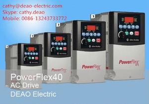 PowerFlex70 SERIES Rockwell Allen-Bradley drive 20BB070A0ANNANC0 power  inverter