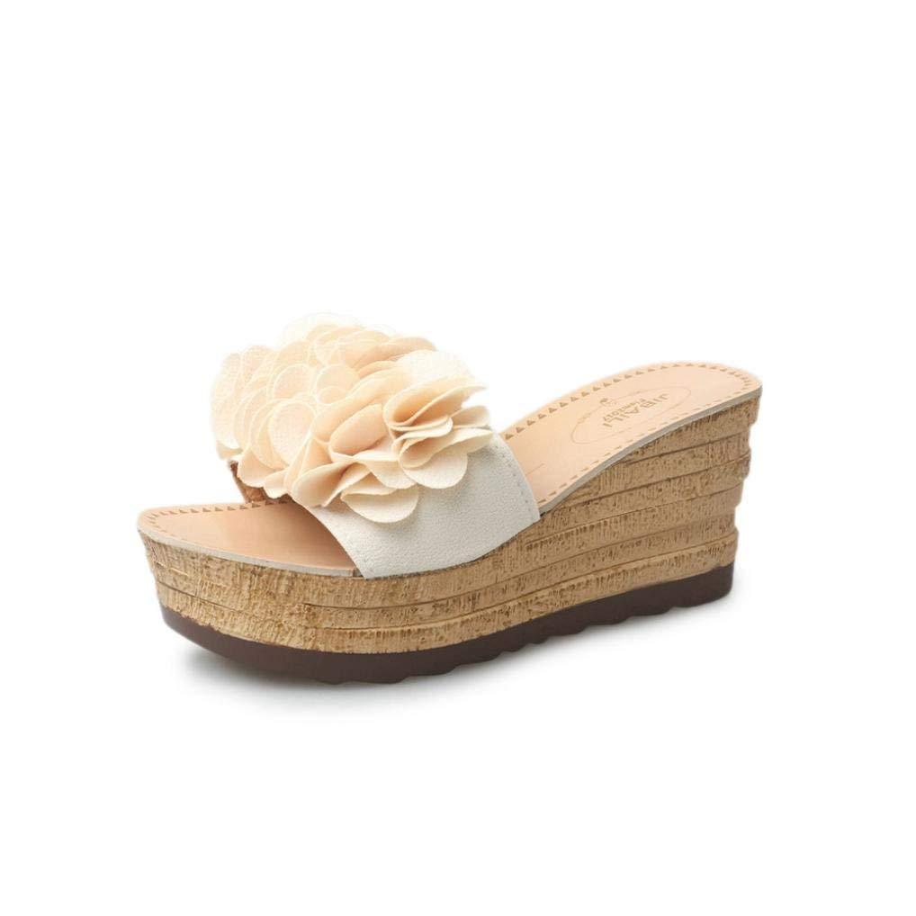 cb34970395055d Get Quotations · Wedge Platform Sandals