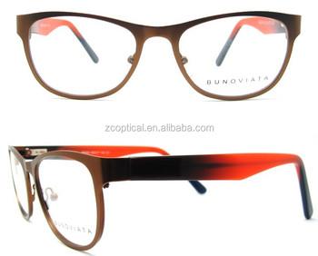 2018 Trend Serin Hedef Metal Paslanmaz çelik Boyama Gözlük çerçevesi Buy Gözlükpaslanmaz çelik Gözlük çerçeveleriboyama Gözlük