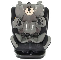 2018 hot sale Group 0+1+2+3 baby car seat 360 degree spin and with isofix base 0-12 years age