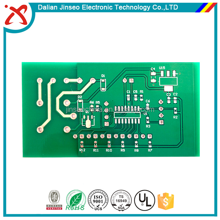 Electronic Board Design Thermostat Pcb