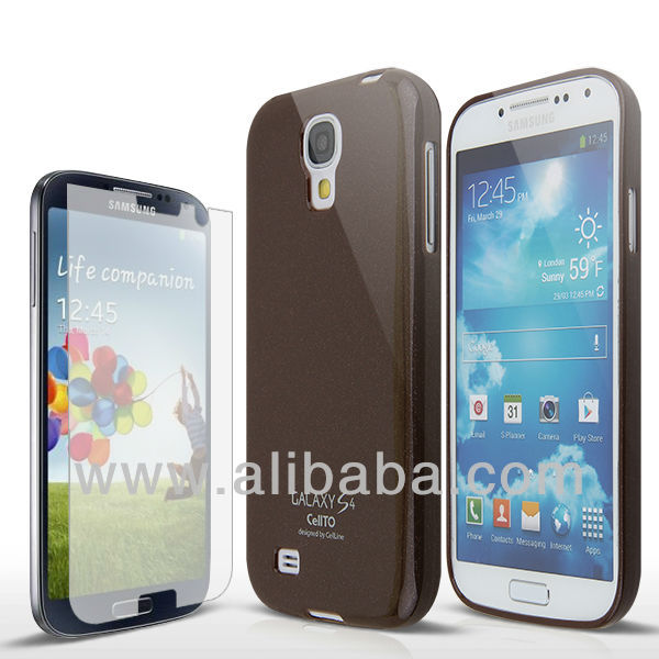 Korean Jelly cases for Galaxy S4, Note 2, S3, iPhone 5, iPhone 4/4S