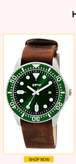 New design solid blue nylon 손목 mens watch