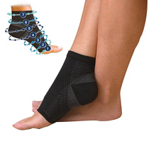 Fuß <span class=keywords><strong>engel</strong></span> anti fatigue compression fuß sleeve Ankle Support Laufende Zyklus Basketball Sport Socken