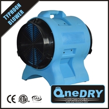 12 inch typhoon plastic electric turbine blower