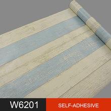 0,45x3 м Мебель Декоративная пленка самоклеющиеся ПВХ обои шкаф двери наклейки дерево зерна стены стикер водонепроницаемый(Китай)