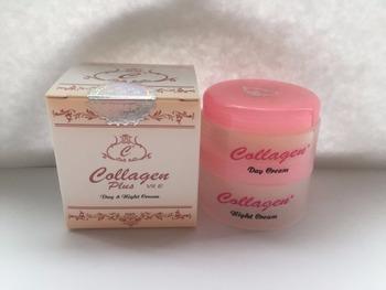Collagene Plus Vitamine E Creme De Jour Et Nuit Beaute Blanchissant