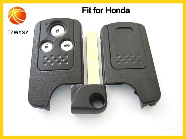 new arrival replacement 3 button smart <strong>key</strong> for Honda <strong>key</strong> cover