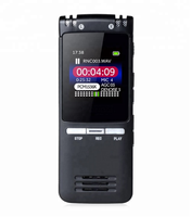New Professional 560 Hours Long Time Phone Call Sound Recorder Audio Recording Device Digital Voice Recorder