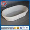 Chinese rotomolding plastic small rectangular hot oval shape wash tubs for bath