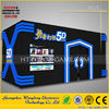 New design 4d mini cinema mobile 5d cinema 7d cinema with 120 Free Movies for shooting