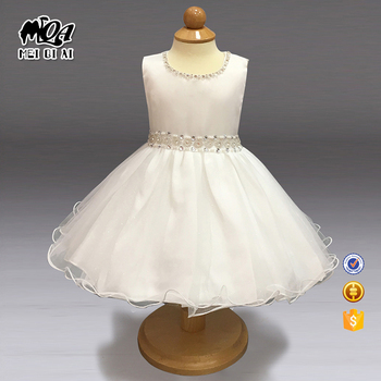 5a5556cc71 Baby ruffle gowns latest first birthday one piece dress patterns flower dress  for party girls L565