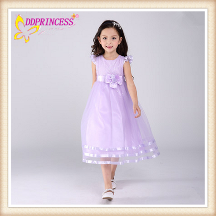 Girls wholesale boutique clothing flower girl dresses dresses