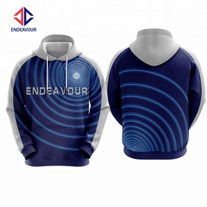 Wholesale custom made sublimation print quick dry hoodies