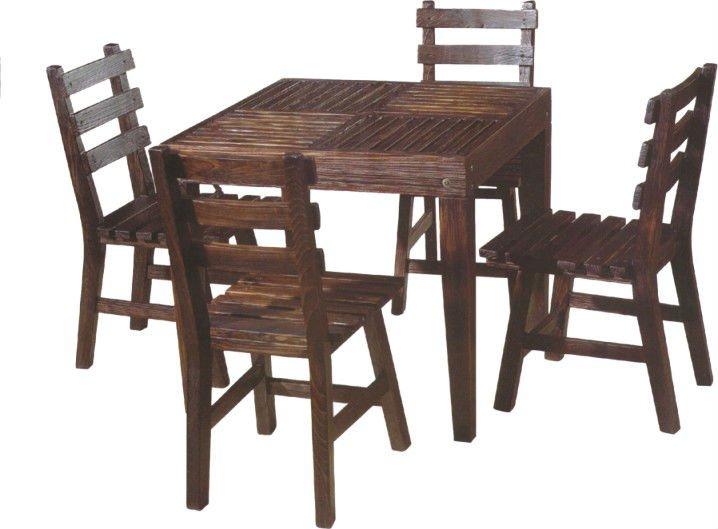 Madera mesa de comedor restaurante ns cy04 mesas antiguas for Mesas de madera para restaurante
