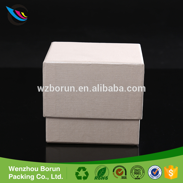 Wholesale Hot Selling No Printing White Professional OEM Paper Box/Gift Box/Package Box with PVC Window